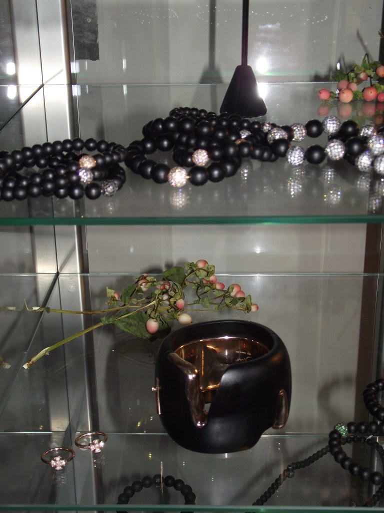 Noor Fares at the Covet Communications Fine Jewelry Press Preview