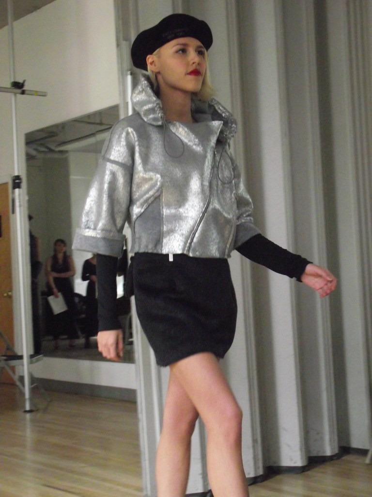 Stacy Lomman New York Fall 2011