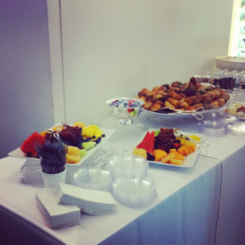 Breakfast at Salon Series by Ouidad at Sephora