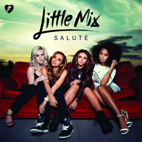 Little Mix Salute Album (Image from Google)
