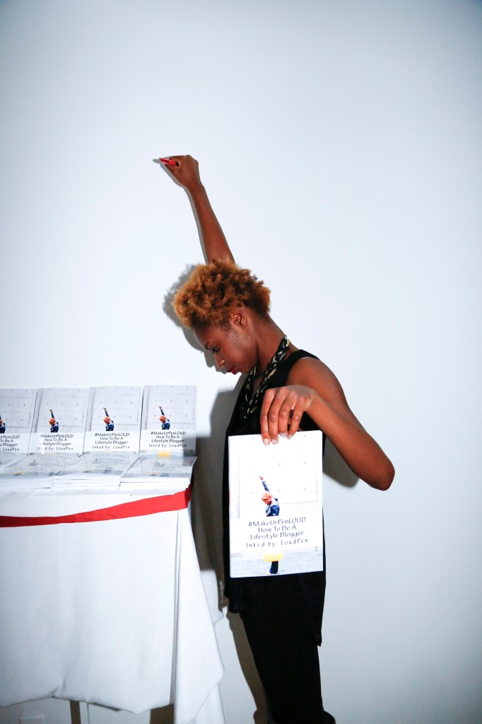 LoudPen with #MakeUrPenLOUD: How To Be A Lifestyle Blogger at Flavor's Night Out (Photo by Katherine Angelique)