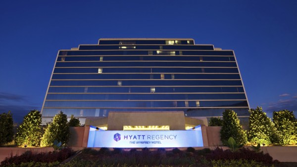 Hyatt Regency Birmingham -- The Wynfrey Hotel (Image courtesy of Hyatt)