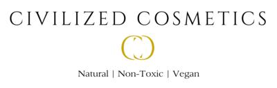 Civilized cosmetics logo (Image from civilizedcosmetics.com)