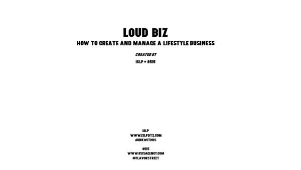 LoudBiz