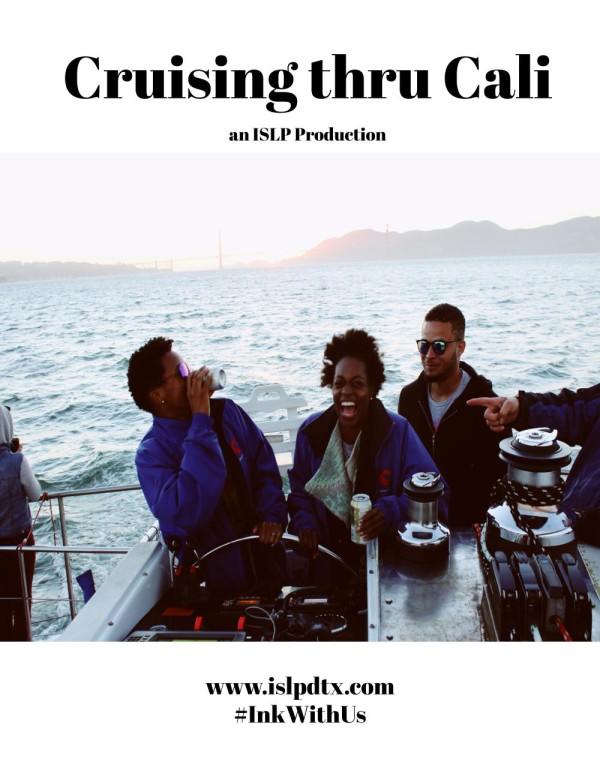 Cruising thru Cali