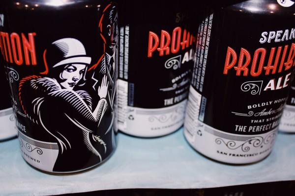 Speakeasy Prohibition Ale (Image by LoudPen