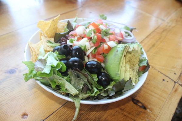 The Southwest Salad at The Corner Beet (Image by LoudPen)