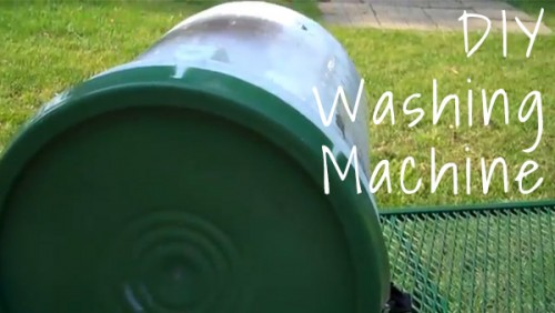 hillbilly washing machine