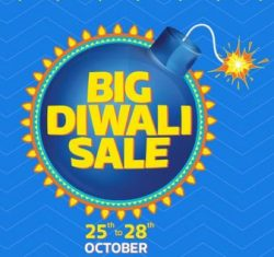 Flipkart Big Diwali Sale 2016 Date October 25 – 28 Exclusive Deals on TVs, Large Appliances