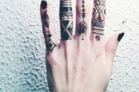 hand tattoo ideas 1