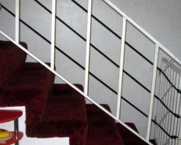 Stairs After child-proof