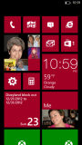 HTC 8X home screen 1 - all that nerdy stuff