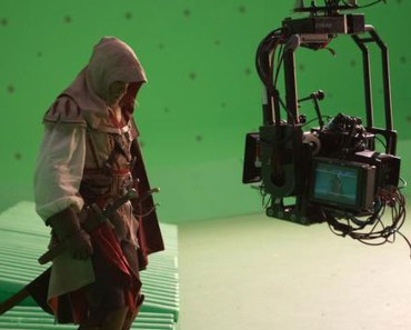 assassin's creed movie footage - all that nerdy stuff