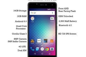Blu R1 HD Android Smartphone from Amazon
