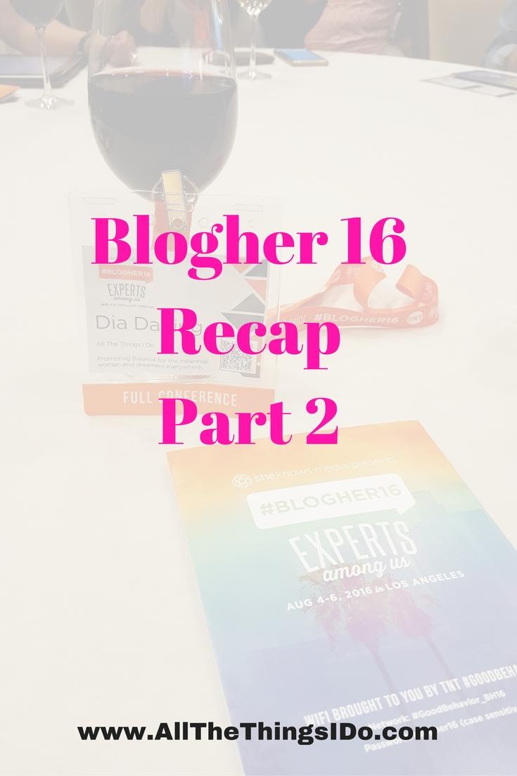 BlogHer 16