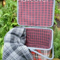 Picnic Basket Makeover!