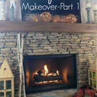 Fireplace Makeover Part 1