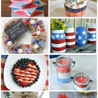 A Baker's Dozen... Patriotic Projects!