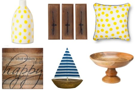 target home decor
