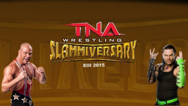 Watch TNA SLAMMIVERSARY 2015 – 6/28/2015 Full Show Online Free