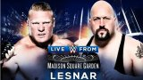 Watch WWE Live from Madison Square Garden 10/3/2015 Full Show Online Free