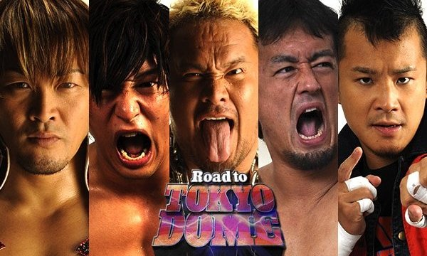 Watch NJPW Road To Tokyo Dome 1/18/2016 Full Show Online Free