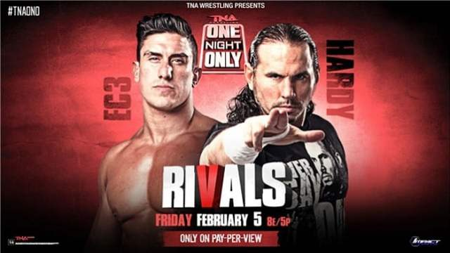 Watch TNA One Night Only: Rivals 2 PPV 2/5/2016 Full Show Online Free
