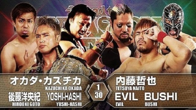 Watch NJPW Road to Invasion Attack 3/27/2016 Full Show Online Free