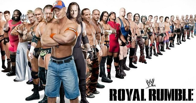 Watch WWE Royal Rumble 2010 Full Show Online Free