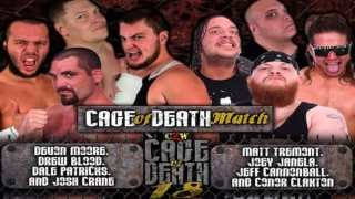 Watch CZW Cage of Death XVIII iPPV 12/10/2016 Full Show Online Free