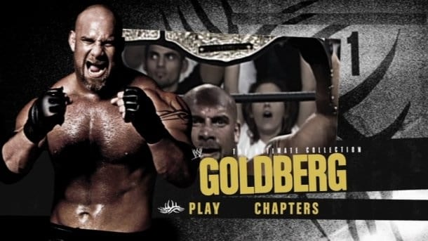 Watch WWE: Goldberg The Ultimate Collection DVD Online Free