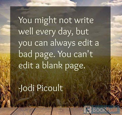 Quote Jodi Picoult poster