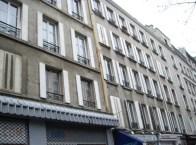 Avant ravalement à Paris 7