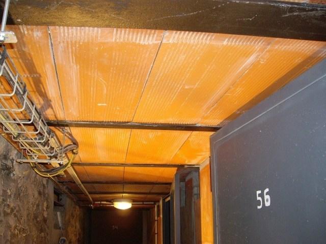 Remplacement des portes de cave et renforcement du plancher 75004 Paris