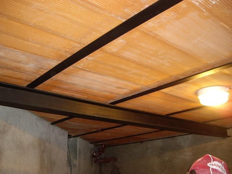 renforcement de plancher en cave paris. Black Bedroom Furniture Sets. Home Design Ideas