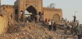 En su reporte mensual, la UNAMI precisó que del total de civiles heridos, 198 fueron habitantes comunes y 172 uniformados.