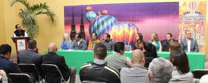 Celebrarán el primer Festival del Globo Aerostático en Zamora