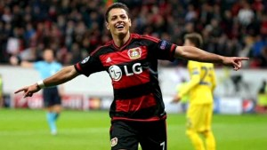 """Chicharito"" supera a Lewandowski"