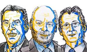 Los galardonados del Premio Nobel de Química 2016