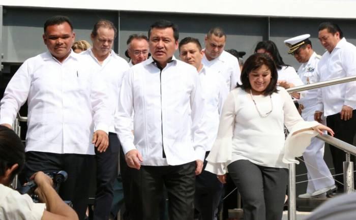 Nuevo sistema de justicia penal ha requerido 21 mmdp: Osorio Chong