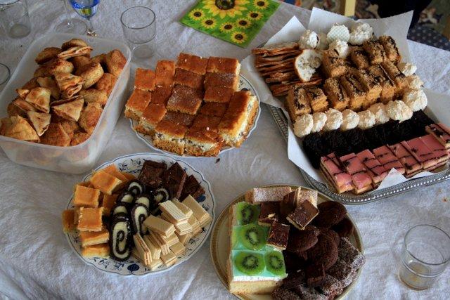 Slovak sweets - Almost Bananas