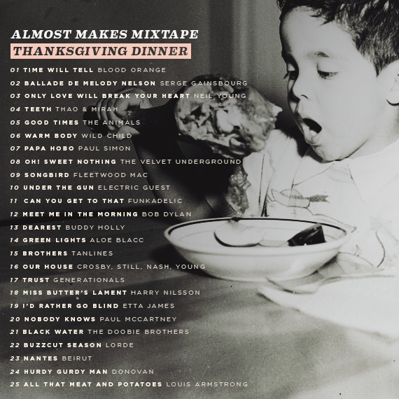 almost makes mixtape - vol 5