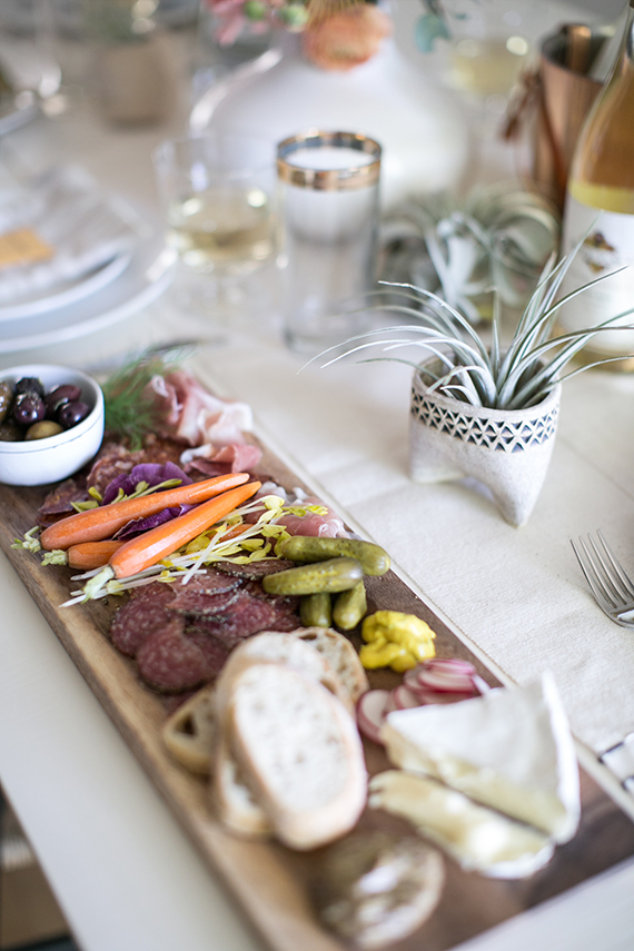 a spring lunch | almost makes perfect
