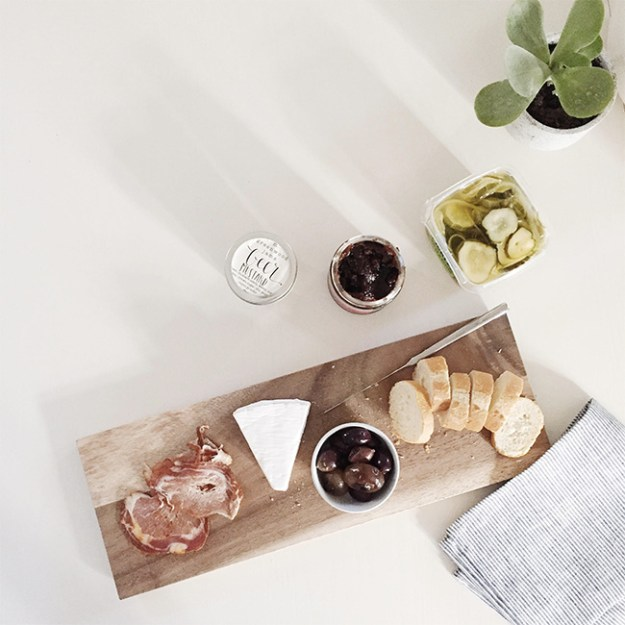 charcuterie board | almost makes perfect