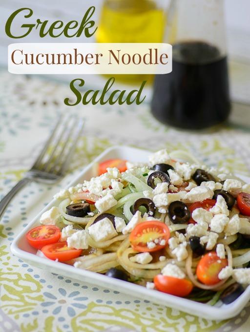 Paleo Hot Greek Salad