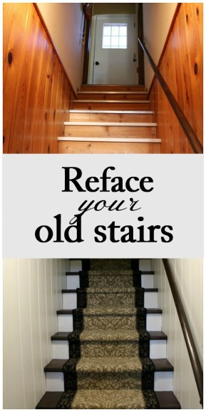 basement stairs makeover cover2