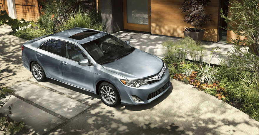 New Toyota Camry 2013