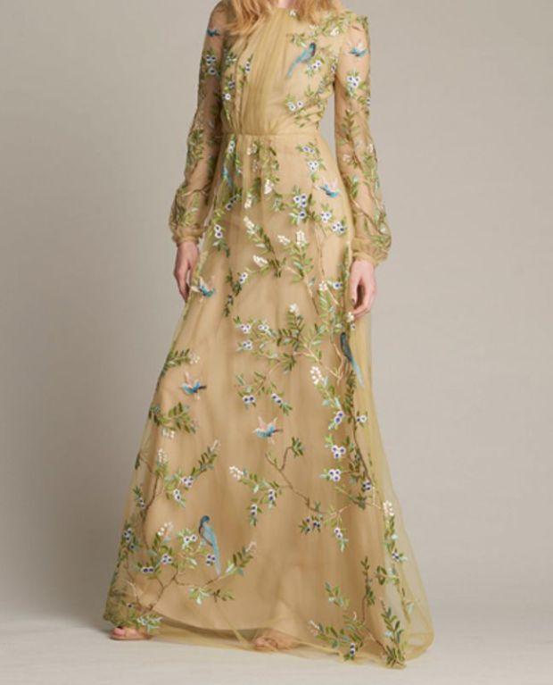 فستان بيج شيفون