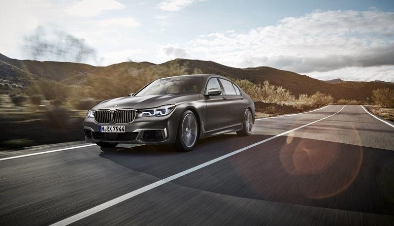New BMW M760Li 2017