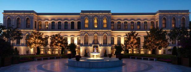 فندق Four Seasons Hotel Istanbul at the Bosphorus